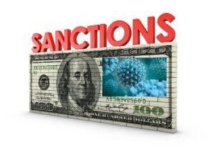 covid 19 us sanctions export controls.
