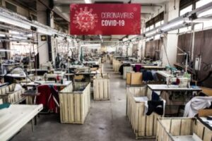 covid asian apparel industry