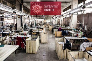 covid asian apparel industry