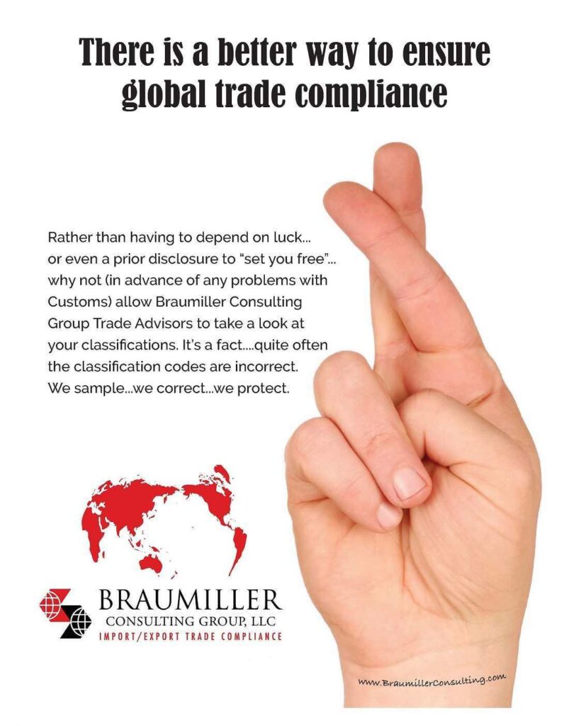 global trade consultation ad