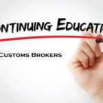 customs brokers education